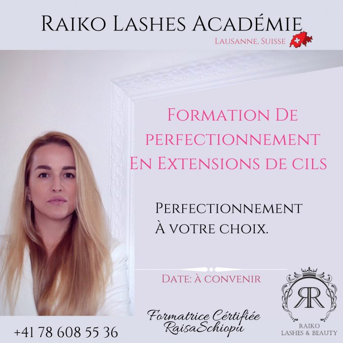 Formation de perfectionnement