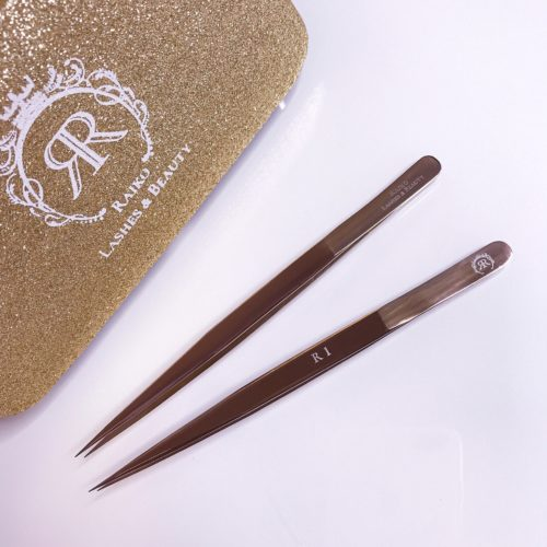 RaikoLashes R1 Eyelash Extension Tweezers