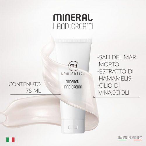 Mineral Hand Cream 75 ml / pcs