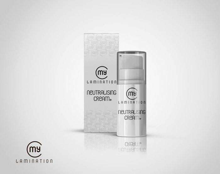 Neutralising Cream+ (nr.2) 5 ml / pcs