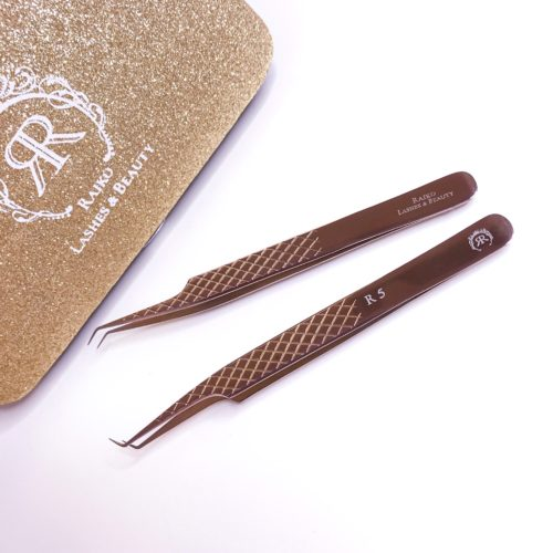 RaikoLashes R5 Eyelash Extension Tweezers