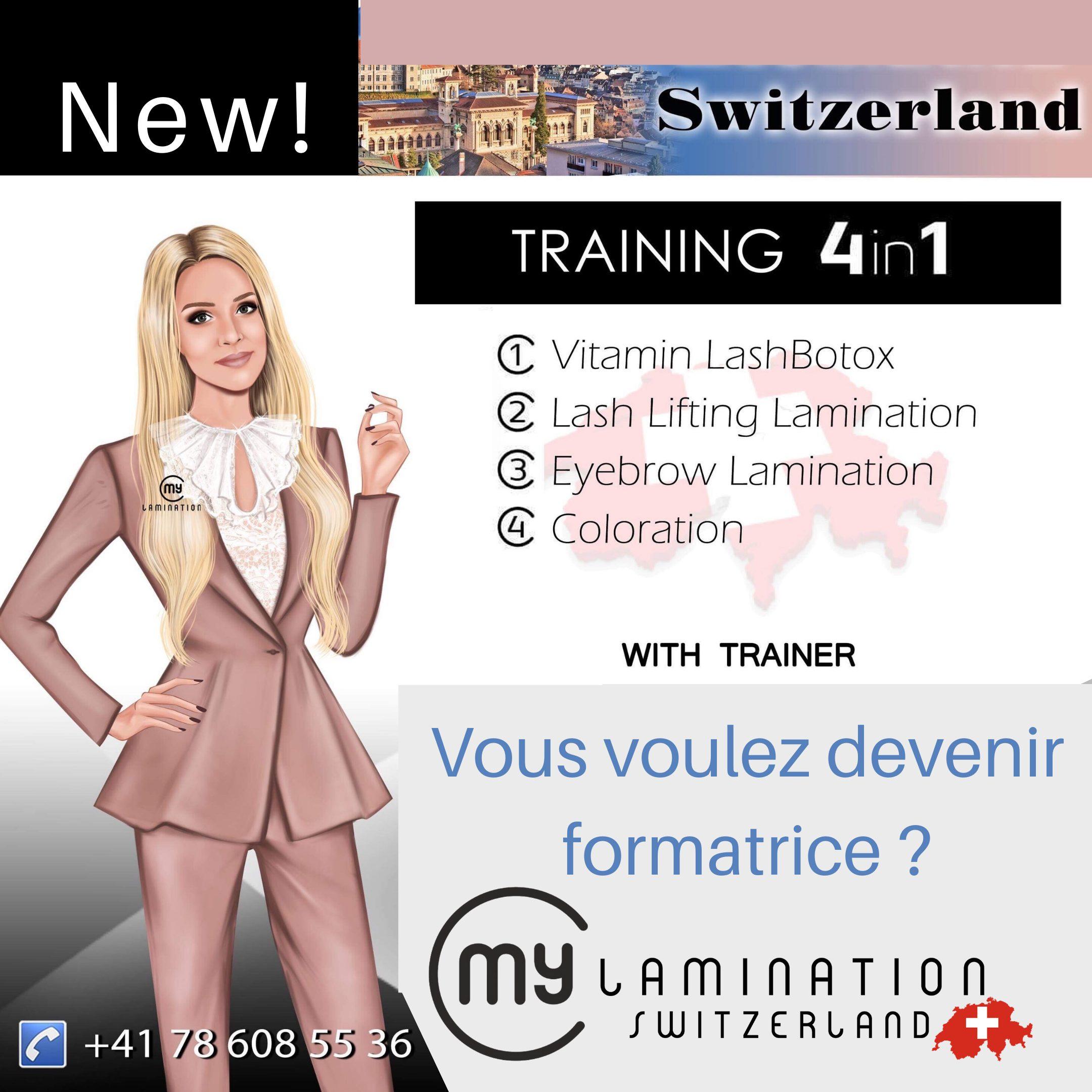 MyLamination Switzerland