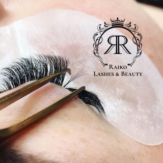 RaikoLashes - Perfect Lashes 🤍 #extensionsdecils #raikolashes♥️