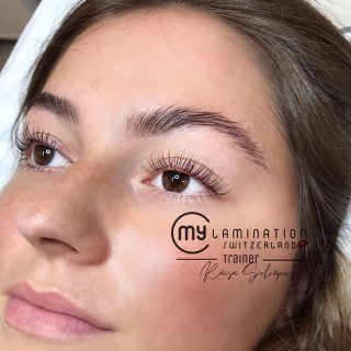 Lash&Brow Lift MyLamination🤍