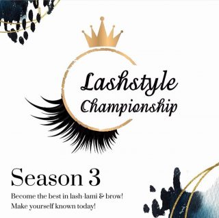 Honored to be invited like Judge at LashStyle Championship, Season 3 @lashstyle_champ 🏆